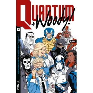 Quantum + Woody nº 12