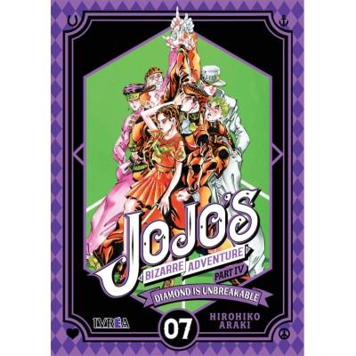 JoJo's Bizarre Adventure Parte 04: Diamond is Unbreakable nº 07
