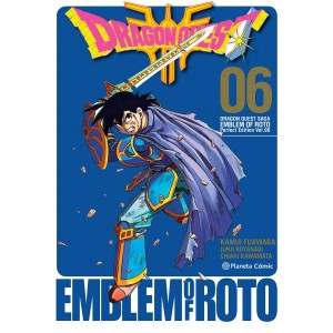 Dragon Quest: Emblem of Roto nº 06