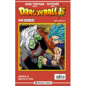 Dragon Ball Serie Roja nº 232
