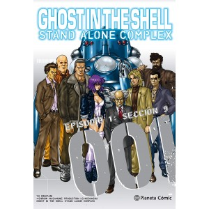 Ghost in the Shell: Stand Alone Complex nº 01