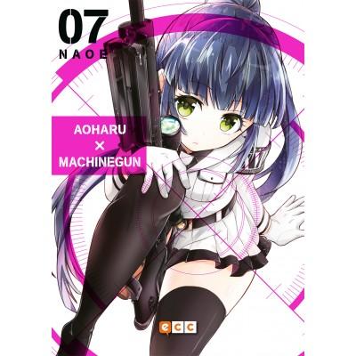 Aoharu x Machinegun nº 07