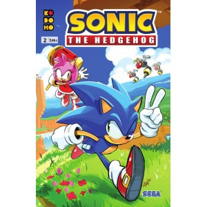 Sonic The Hedgehog nº 02