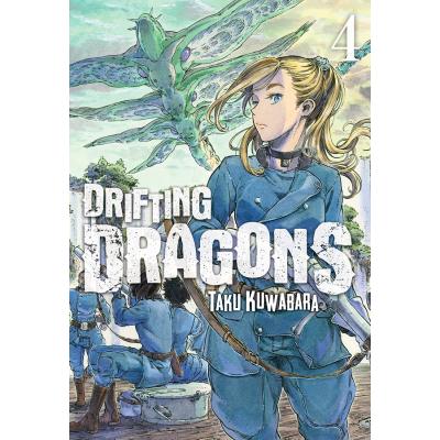 Drifting Dragons nº 04