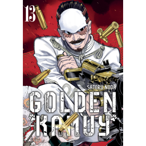 Golden Kamuy nº 13
