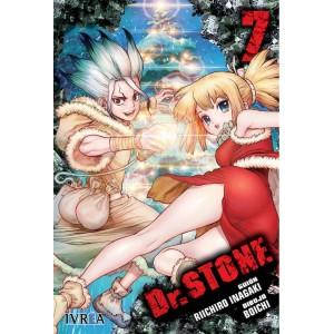 Dr. Stone nº 07