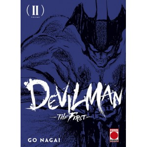 Devilman The First nº 02