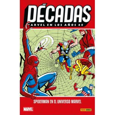 Décadas. Marvel en los años 60: Spiderman en el universo Marvel