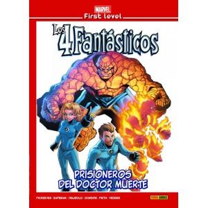 Marvel First Level nº 18: Los 4 Fantásticos: Prisioneros del Doctor Muerte
