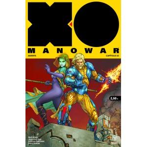 XO Manowar nº 22