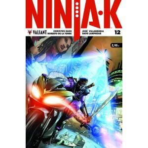 Ninja-k nº 12