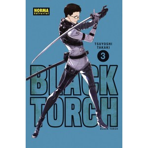 Black Torch nº 03