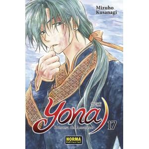 Yona, princesa del amanecer nº 17