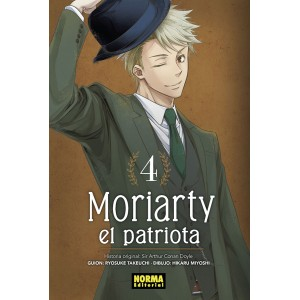 Moriarty, el patriota nº 04