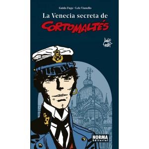 La Venecia secreta de Corto Maltés (Nueva edición revisada)