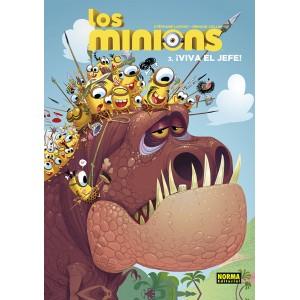 Los Minions nº 03