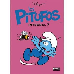 Los Pitufos. Integral nº 07