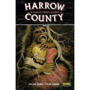 Harrow County nº 07: Se acercan tiempos oscuros