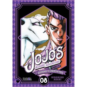 JoJo's Bizarre Adventure Parte 04: Diamond is Unbreakable nº 08