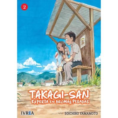 Takagi-san, experta en bromas pesadas nº 02