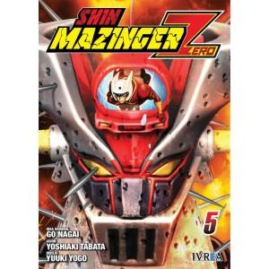 Shin Mazinger Zero nº 05