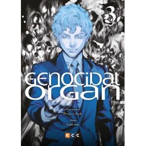 Genocidal Organ nº 03