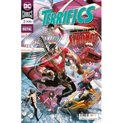 Los Terrifics nº 02