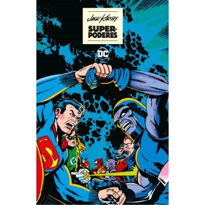 Superpoderes, de Jack Kirby