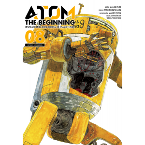 Atom: The Beginning nº 08