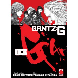 Gantz G nº 03