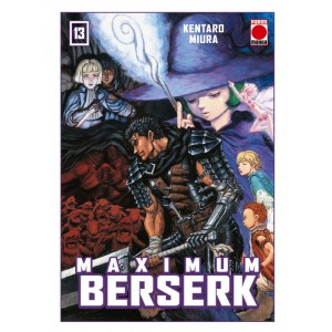 Berserk Maximum nº 13
