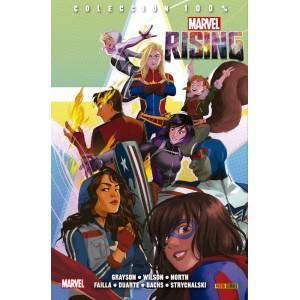 100% Marvel. Marvel Rising