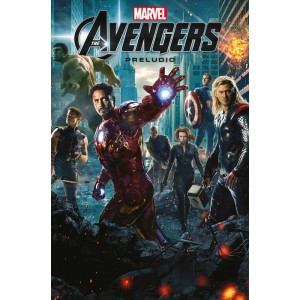 Marvel Cinematic Collection nº 01: The Avengers - Preludio