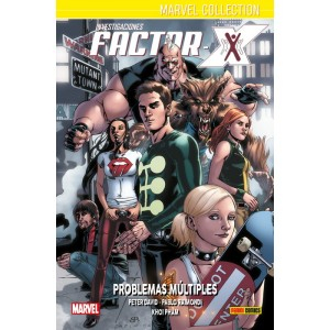 Marvel Collection. Investigaciones Factor-X nº 02
