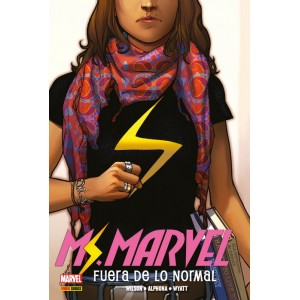 Marvel Omnibus. Ms. Marvel nº 01