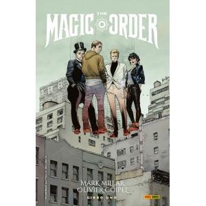 The Magic Order nº 01