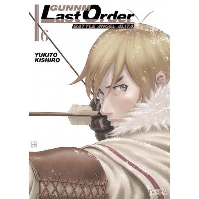 GUNNM: Last Order nº 06