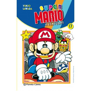 Super Mario Aventuras nº 17