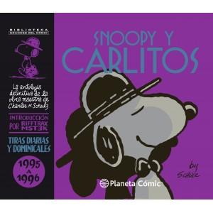 Snoopy y Carlitos nº 23: 1995 a 1996