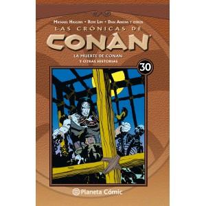 Las Crónicas de Conan nº 30