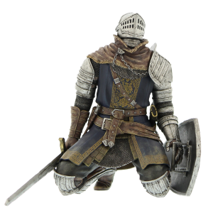 Dark Souls - Oscar Knight Of Astora DXF Figure