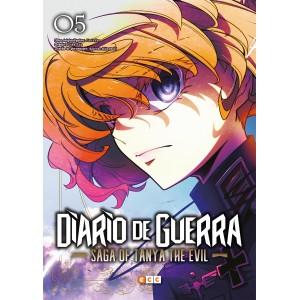 Diario de guerra - Saga of Tanya the Evil nº 05
