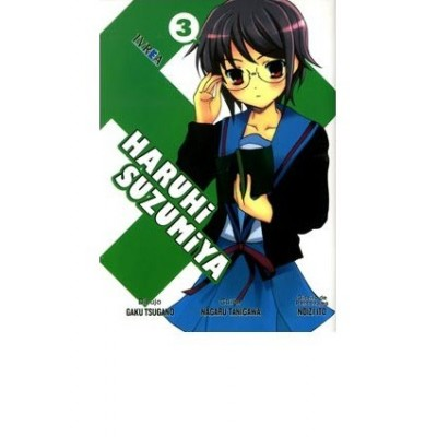 Haruhi Nº 03