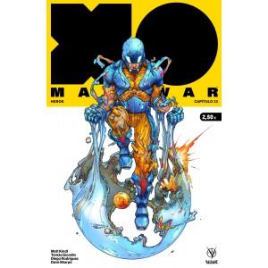 XO Manowar nº 23
