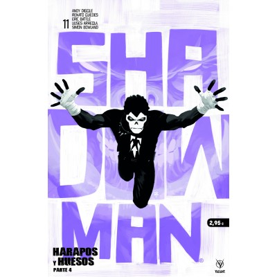 Shadowman nº 11