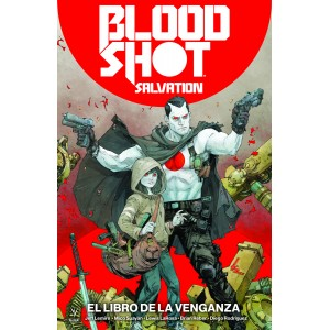 Bloodshot Salvation nº 01 (Recopilatorio)