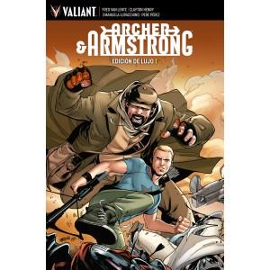 Archer & Armstrong nº 01 (Edición de lujo)