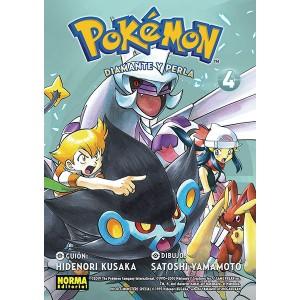 Pokémon nº 20. Diamante y Perla nº 04