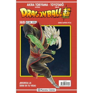 Dragon Ball Serie Roja nº 233
