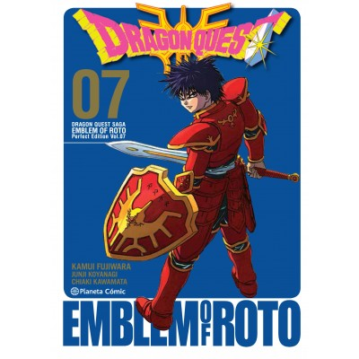 Dragon Quest: Emblem of Roto nº 07